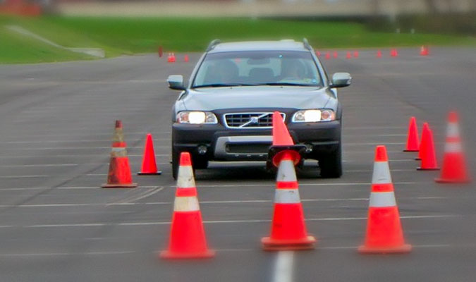 Car Driving Test Games For Adults