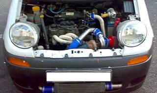 Доработка двигателя