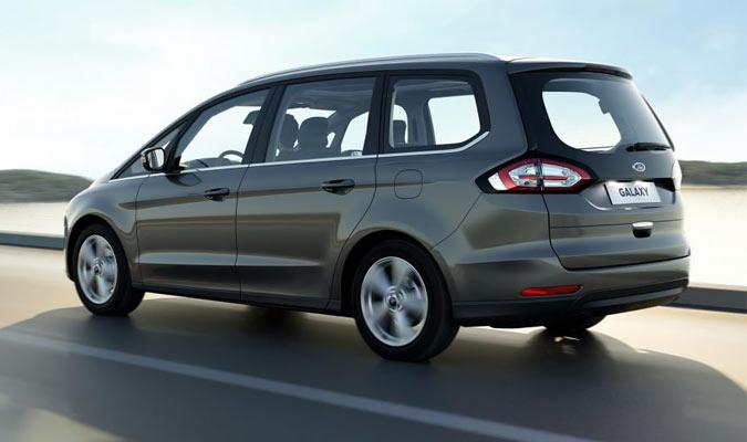 Ford Galaxy 2015