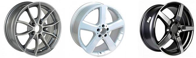 Автомобильные литые диски