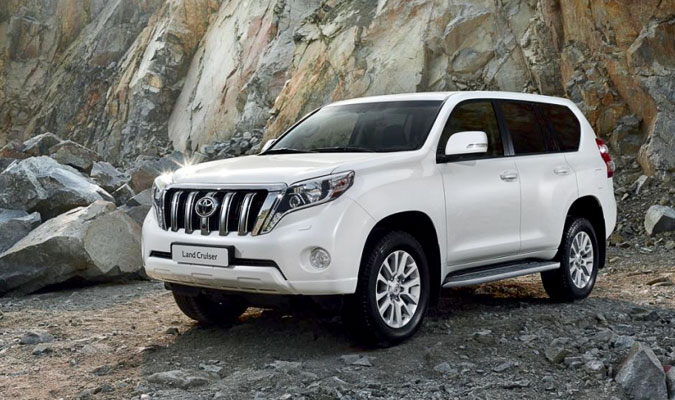 Toyota Land Cruiser 2.8 2015