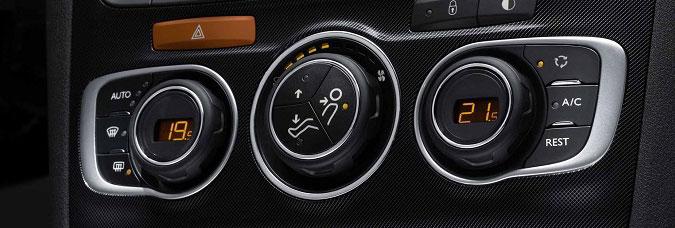 Климат контроль в автомобиле