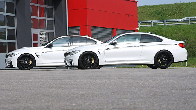 BMW M3, M4 от G-Power