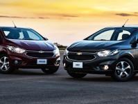 Chevrolet Onix и Prisma