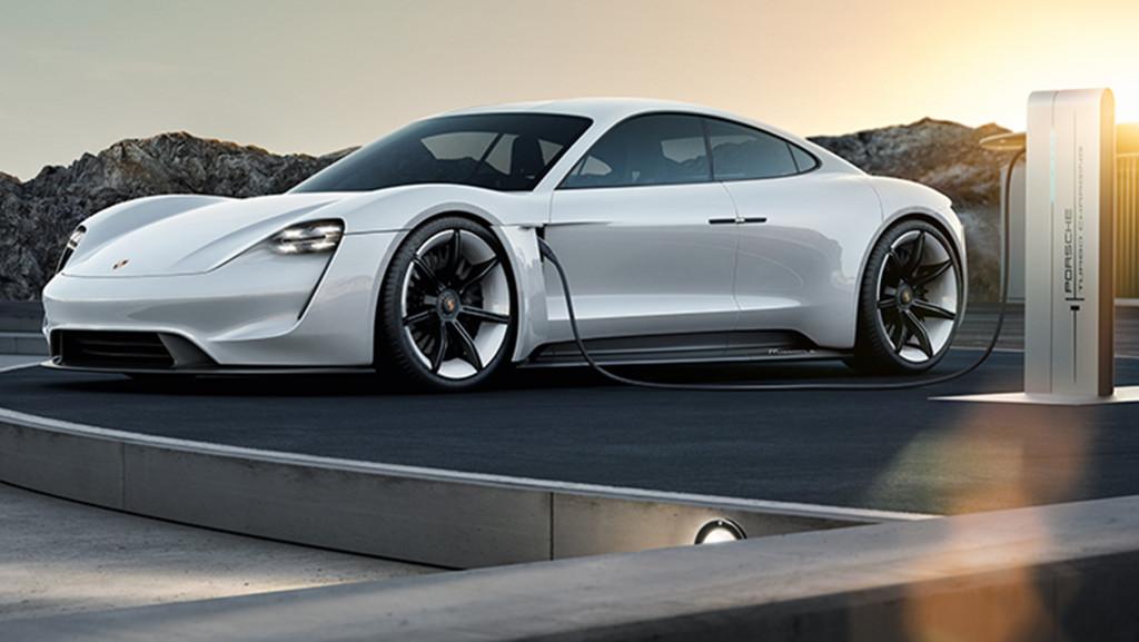 Porsche High Mission