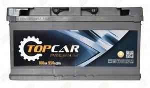 Аккумулятор Top Car 100