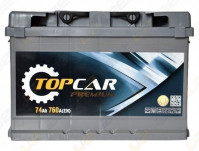 Аккумулятор Top Car 74