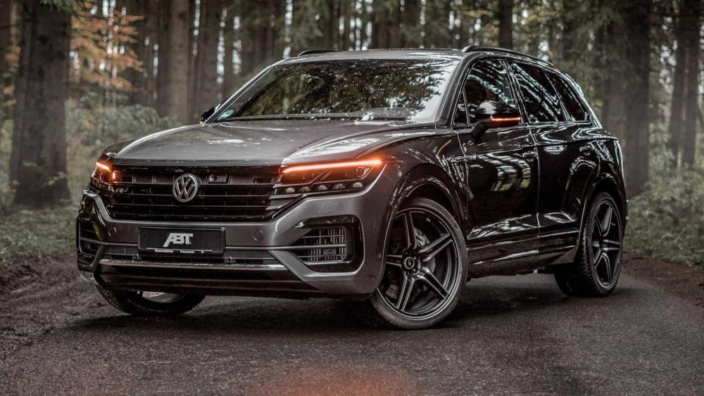 VW Touareg V8 ABT